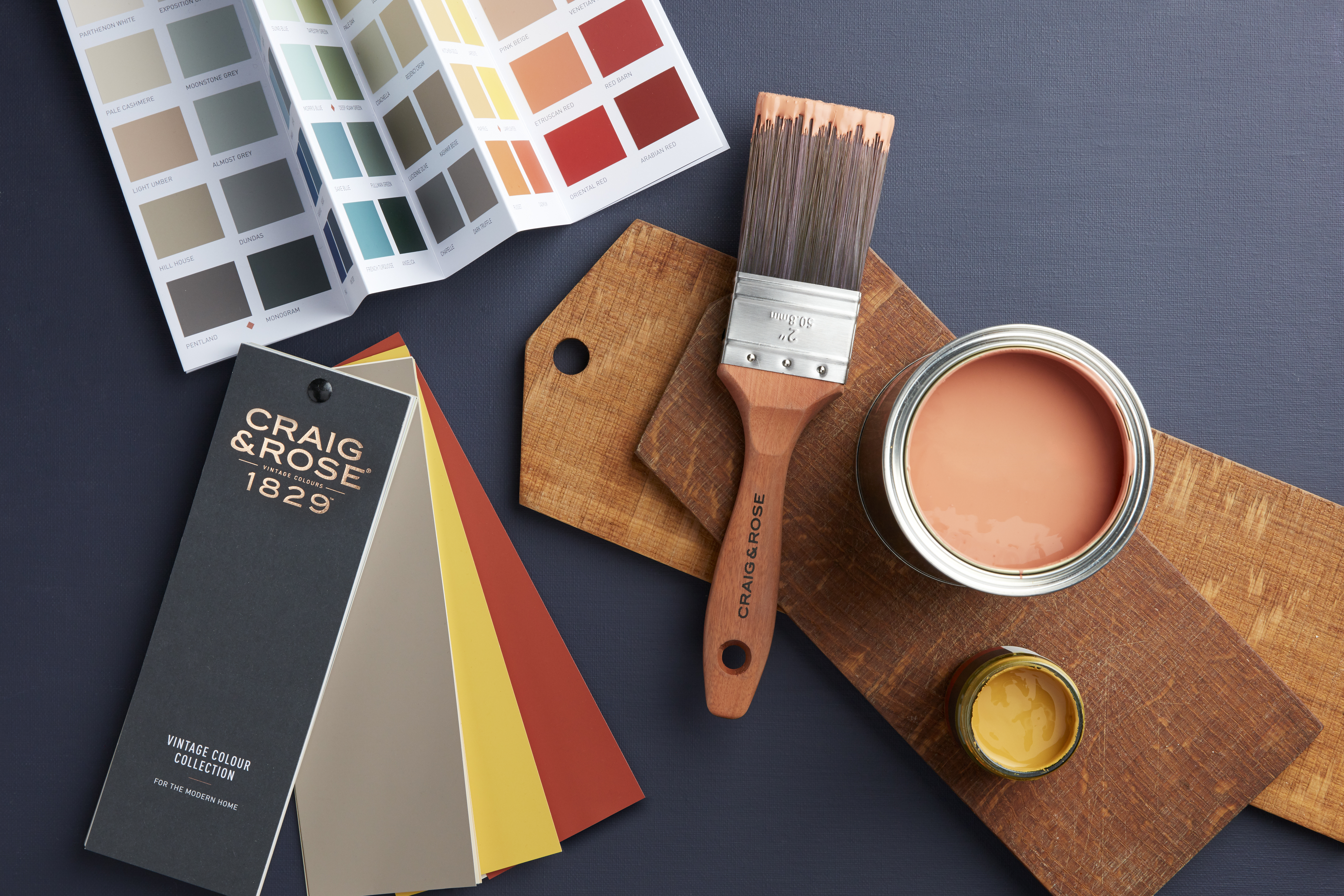 GET COLOUR CONFIDENT WITH A CRAIG & ROSE COLOUR CONSULTANCY SESSION