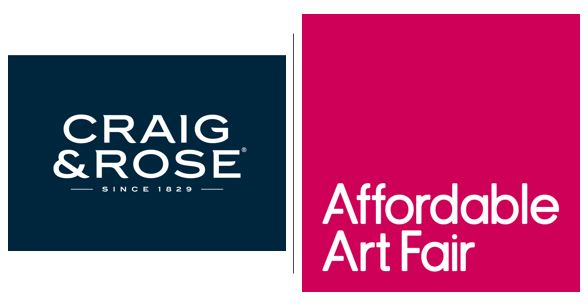 Craig & Rose Partners with The Affordable Art Fair
