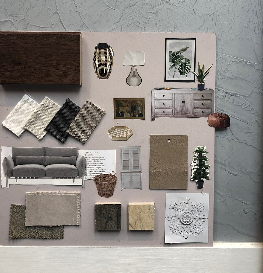 Join us for a Special Mood Board Workshop in our Chiswick Showroom!