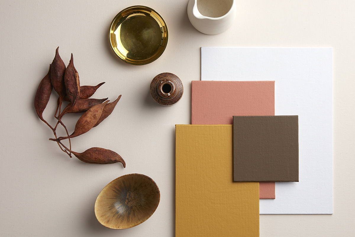 Embrace Autumn with A Warm Colour Palette