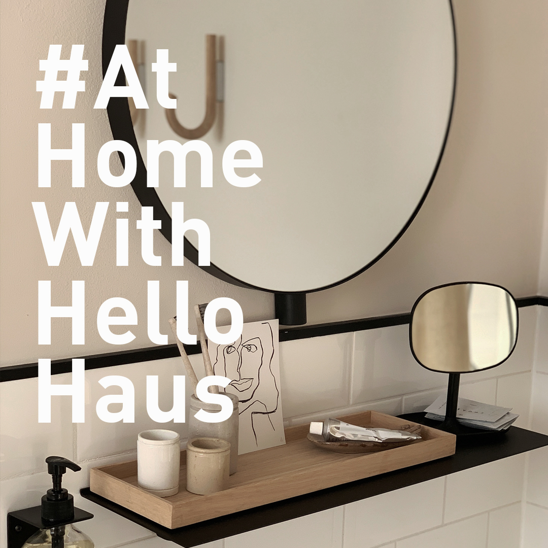 A Bathroom Makeover With Hello Haus