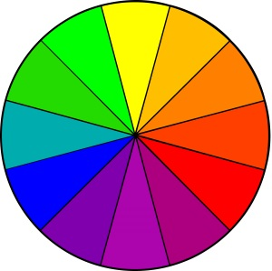THE COLOUR WHEEL – A GUIDE TO UNDERSTANDING AND DEFINING COLOUR