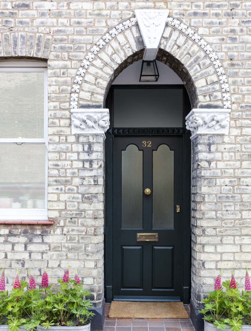 Dress to impress: focus on front doors