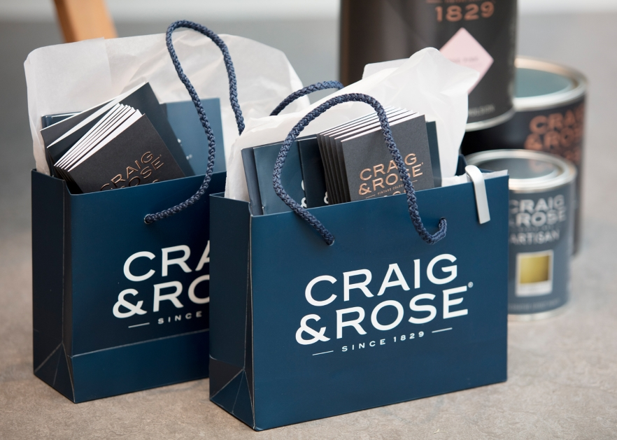 Craig & Rose opens new showroom in Notting Hill, London