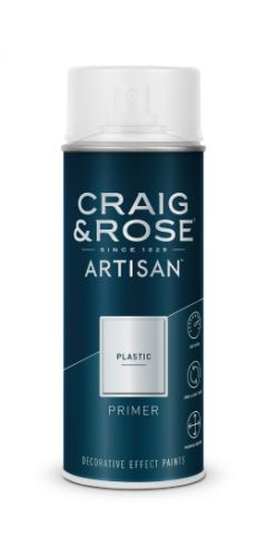 Clear Plastic Primer